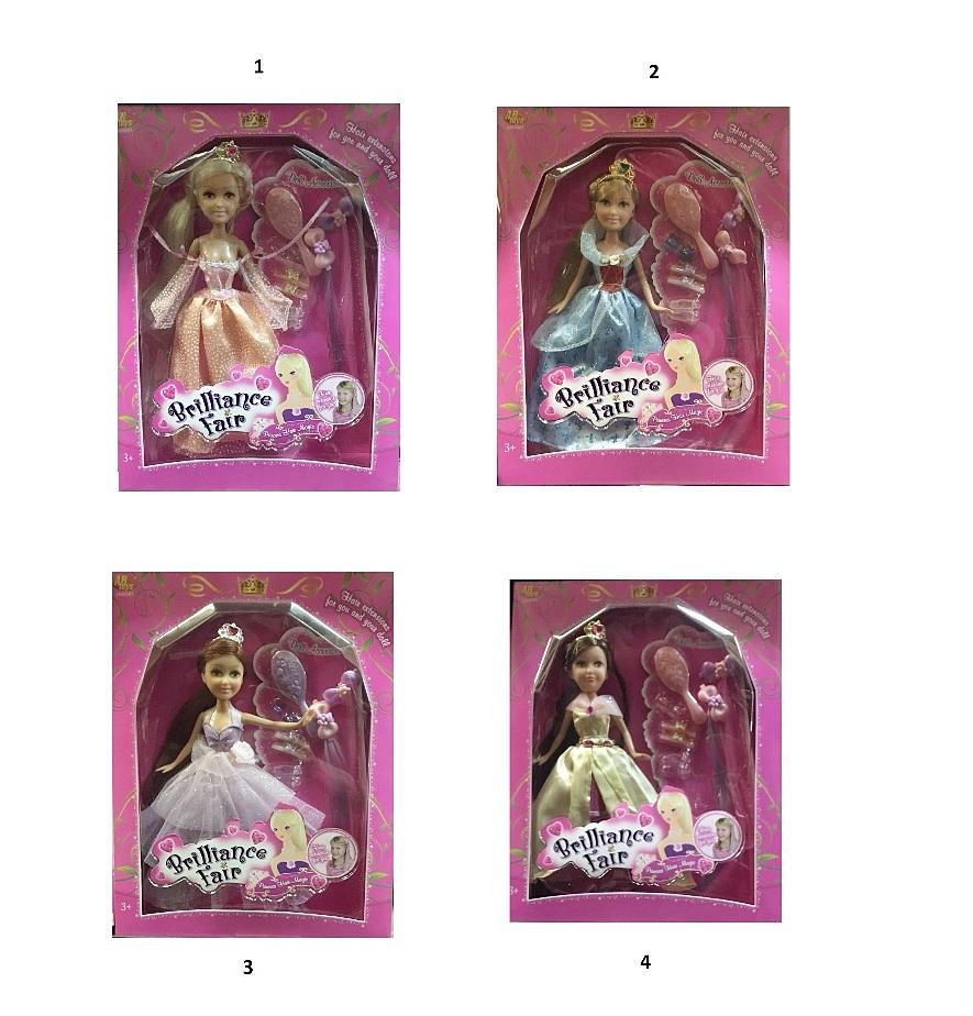 Кукла Brilliance Fair - Принцесса, 26.7 см