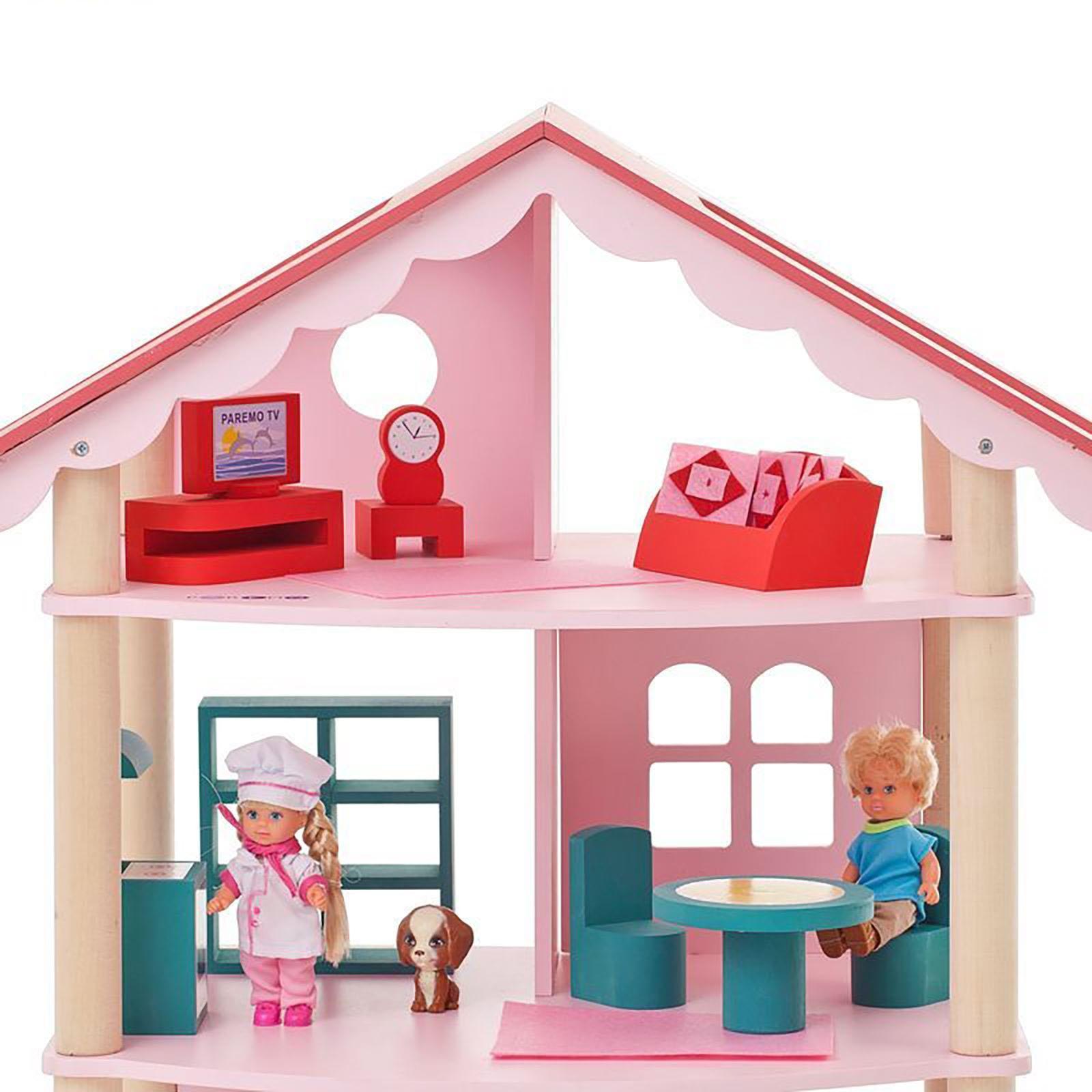 кукольный дом картинка