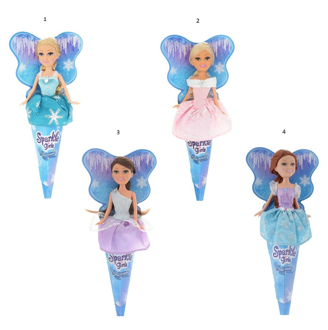 "Кукла Sparkle Girlz ""Зимняя принцесса"""