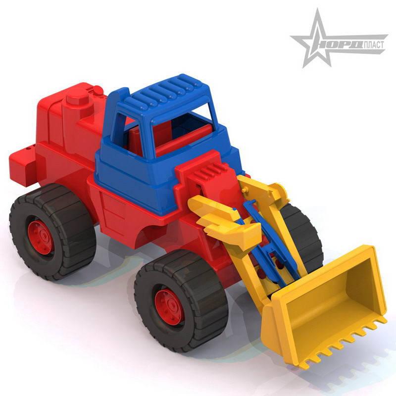 "Трактор ""Носорог"""