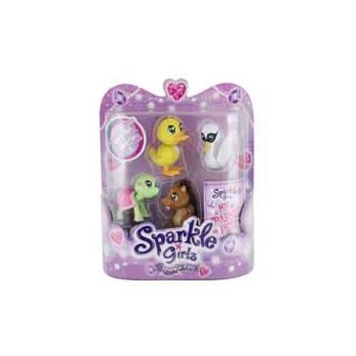 """Игровой набор Sparkle Girlz """"Питомцы"""" - Водоплавающие животные"""