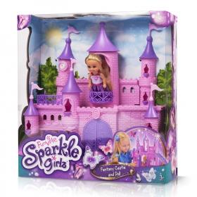 """Игровой набор Sparkle Girlz """"Принцесса в замке"""", 11,5 см"""