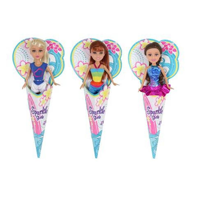 Кукла Sparkle Girlz - Пляжная версия
