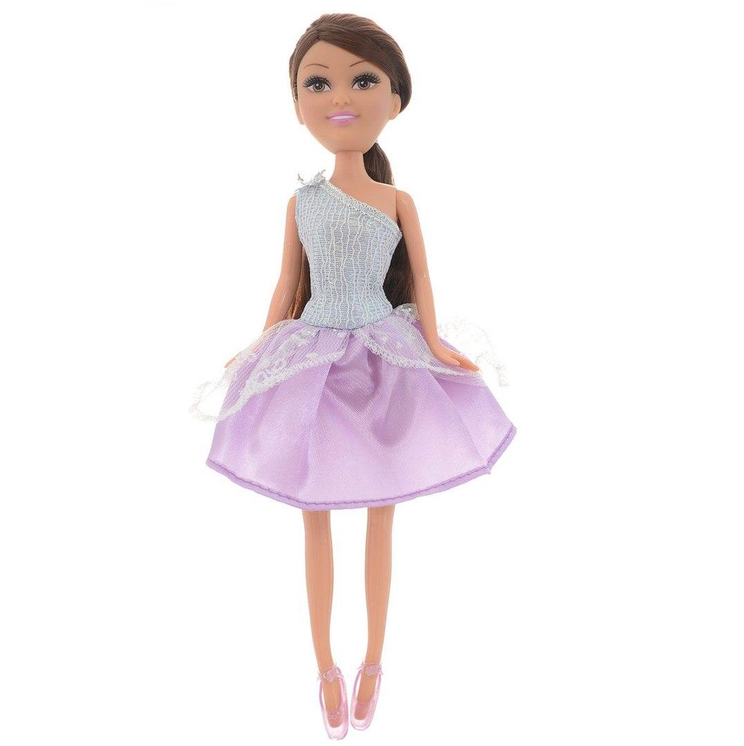 """Кукла Sparkle Girlz """"Зимняя принцесса"""" в сиреневом платье"""