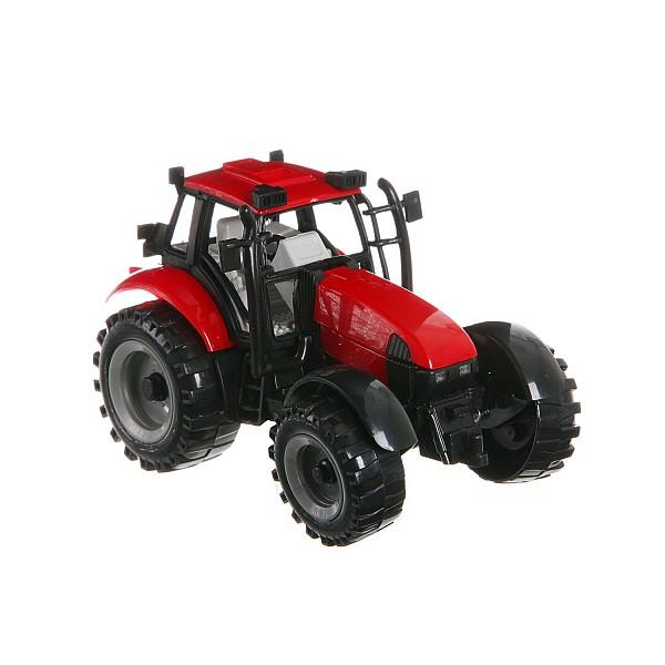 Игрушечный трактор Ideal Farm, красный