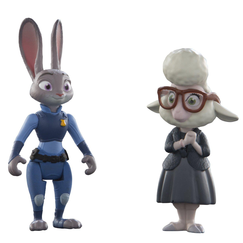"Набор из 2 фигурок ""Зверополис"" - Джуди и мисс Барашкис"