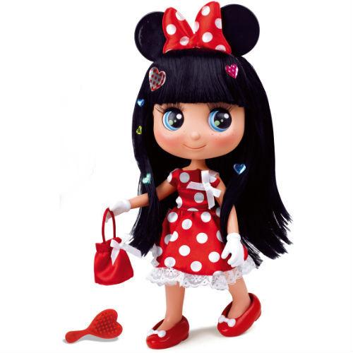 """Кукла """"Минни"""", 30 см"""