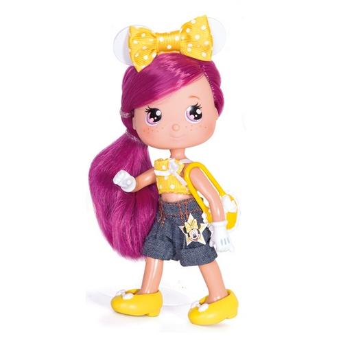 Кукла Минни с желтым бантом