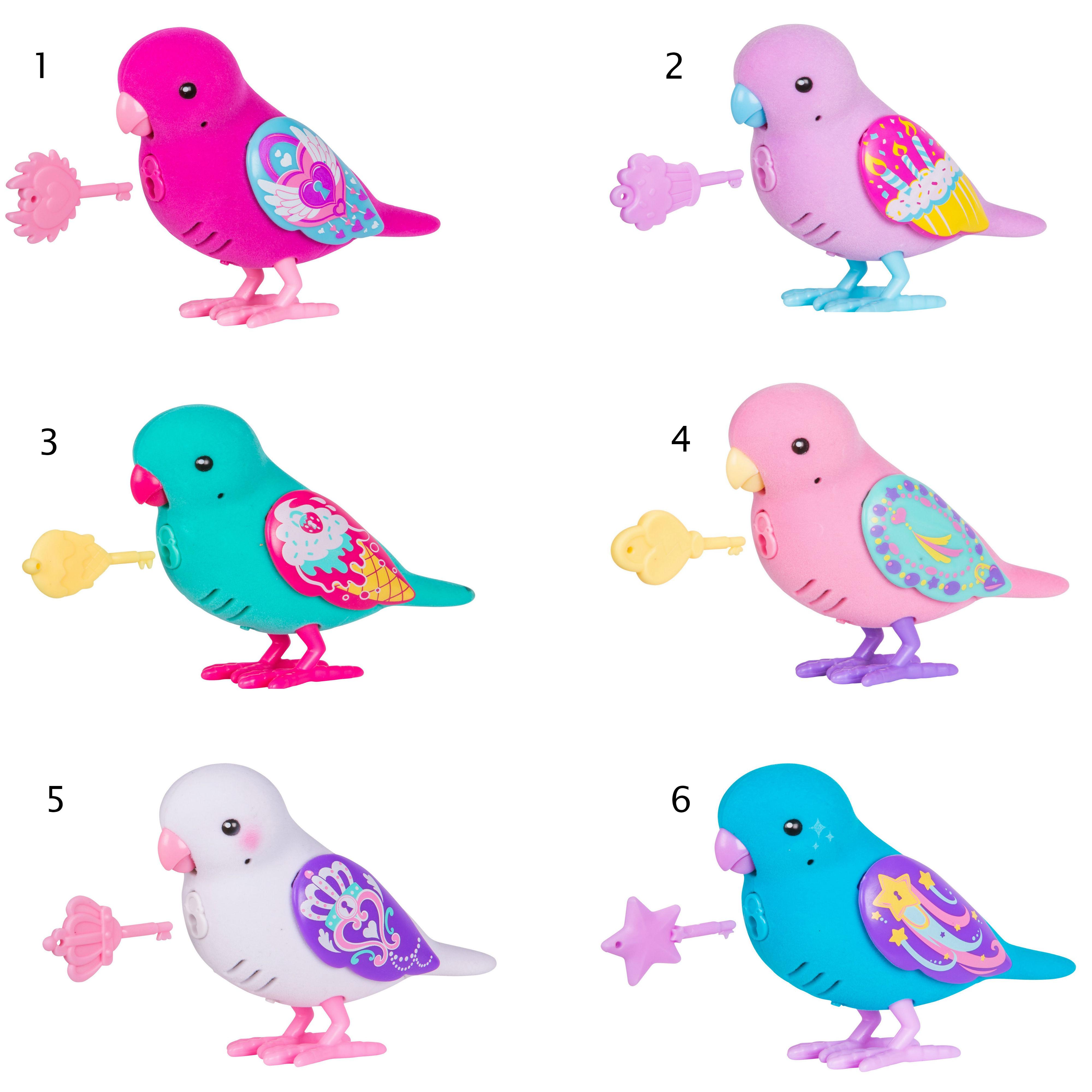 Интерактивная птичка Little Live Pets - Secret Songbirds (звук)