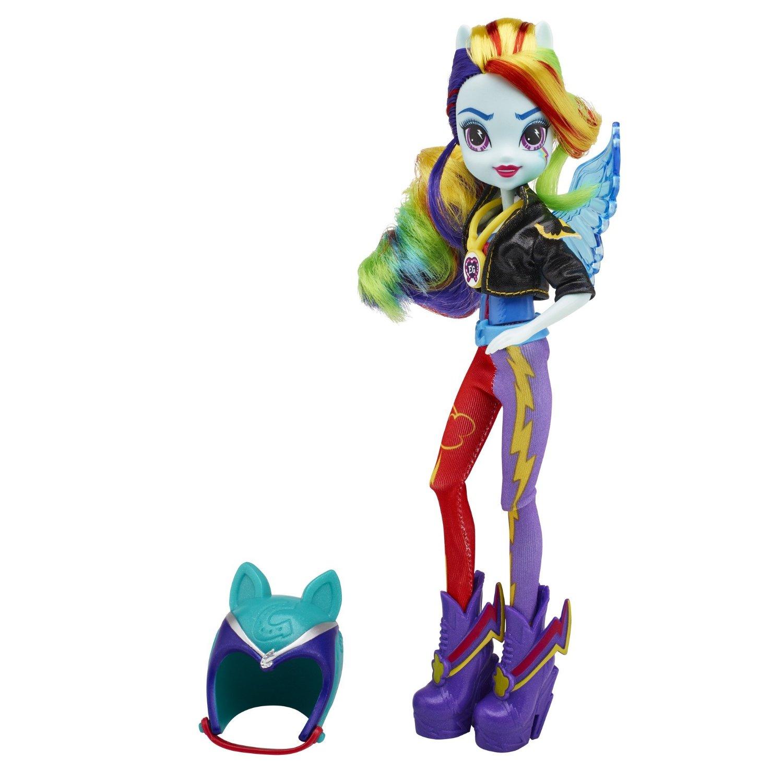 мистическом кукла пони радуга участков, купить