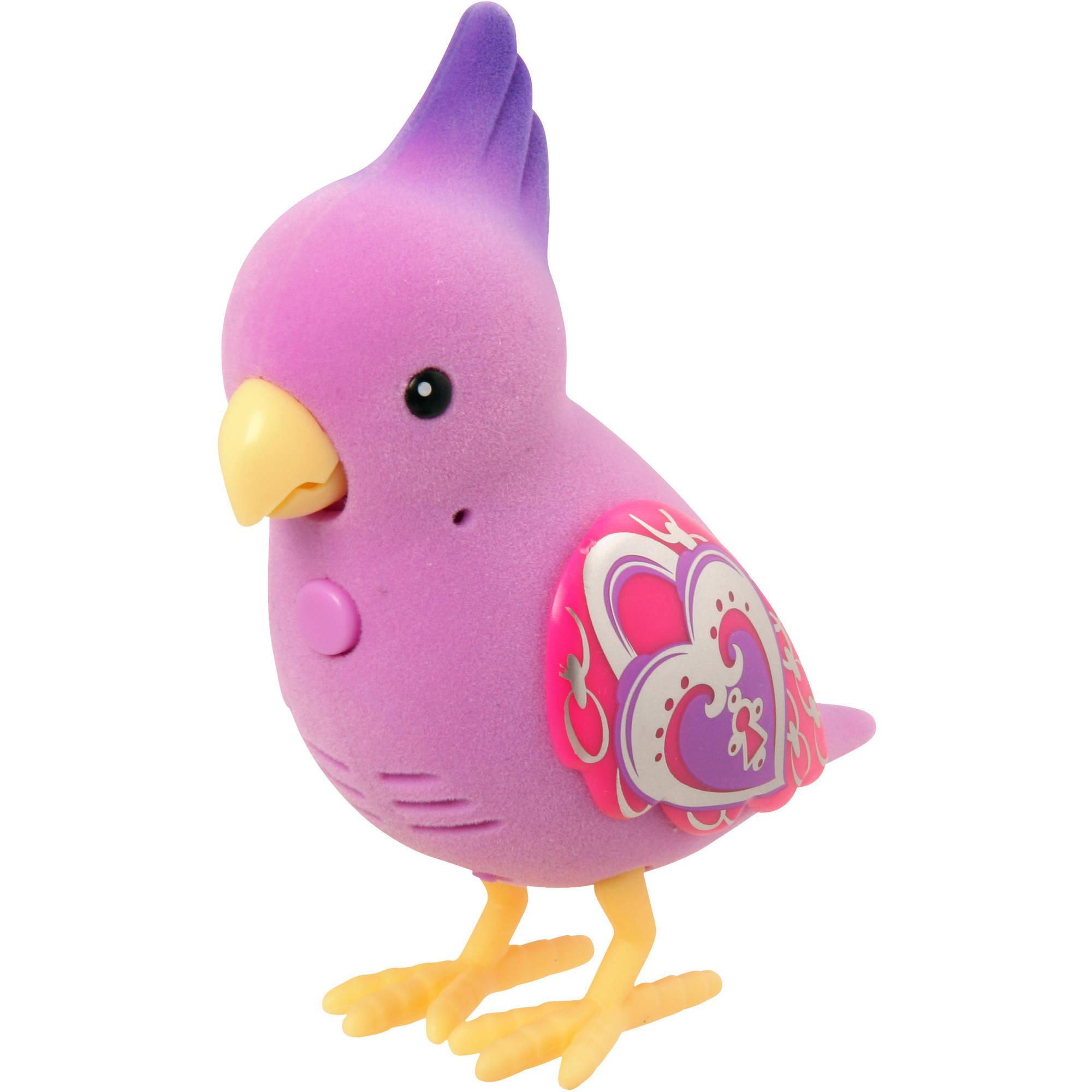 Интерактивная птичка Little Live Pets - Polly Locket