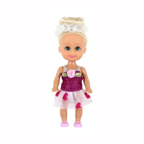 Кукла Sparkle Girlz - Маленькая балерина, блондинка, 10 см