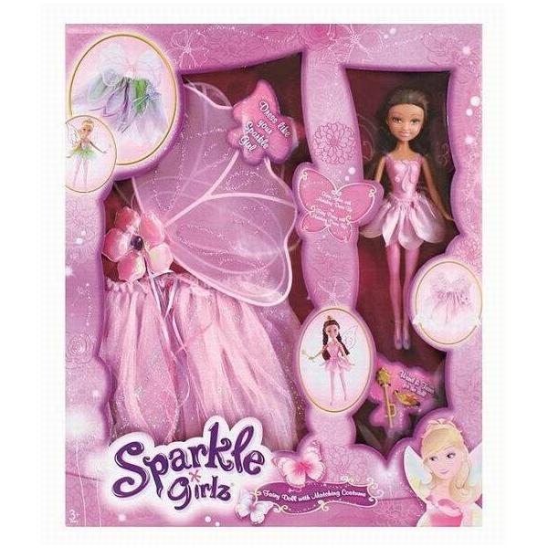 Кукла Brilliance Fair - Sparkle Girlz, шатенка, 26.7 см