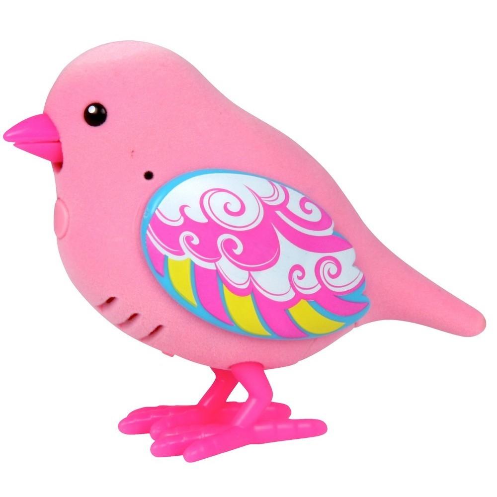 """Говорящая птичка Little Live Pets """"Сияние Радуги"""", розовая"""