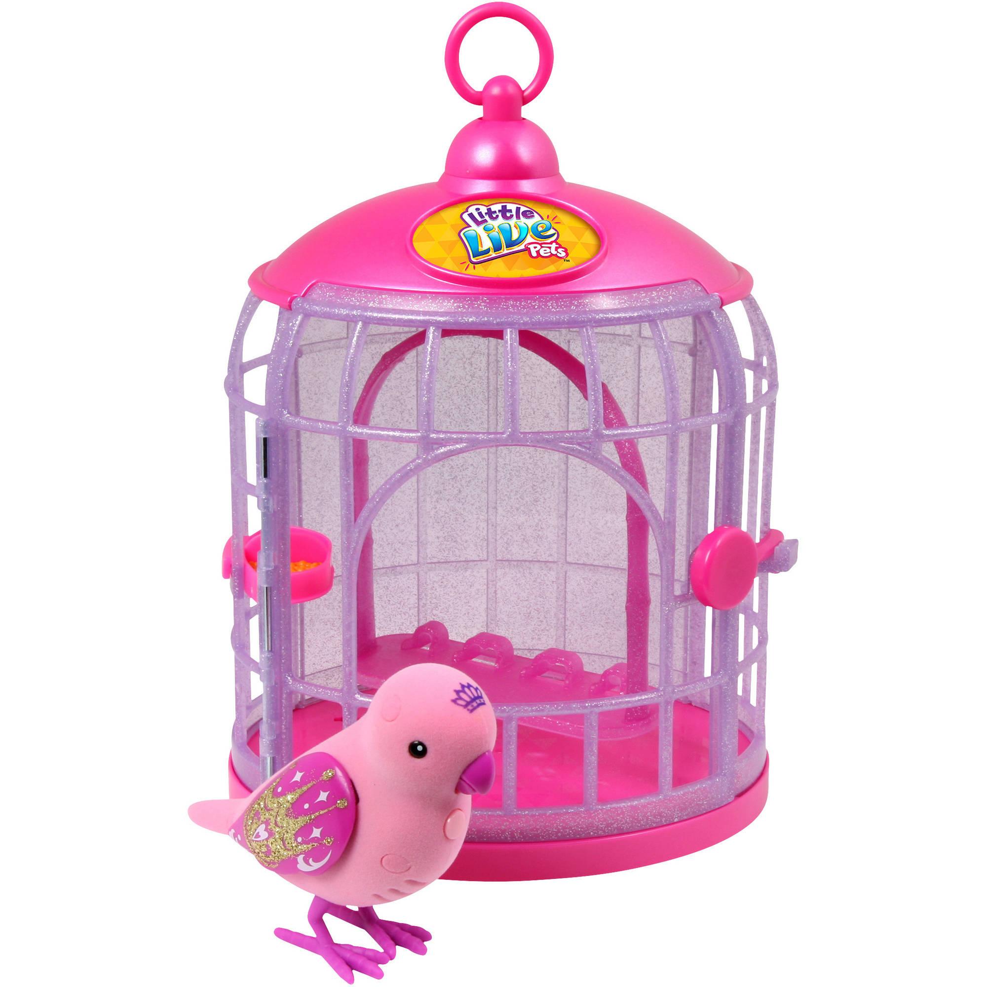 Говорящая птичка Little Live Pets - Принцесса