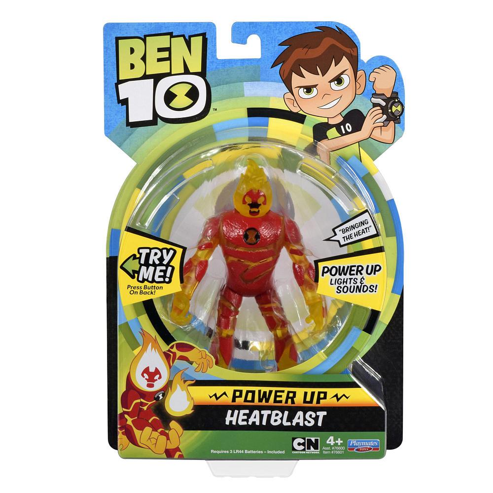 Рейтинг популярных игрушек из мультика Бен тен 2020