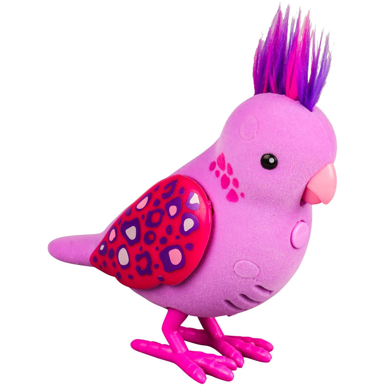 """Говорящая птичка """"Литл Лайв Петс"""" - Веселый Джесси (движение)"""