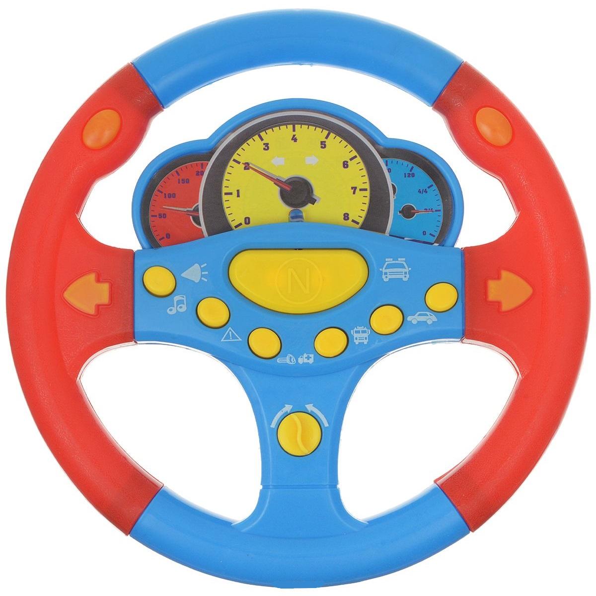 Руль для машины картинка