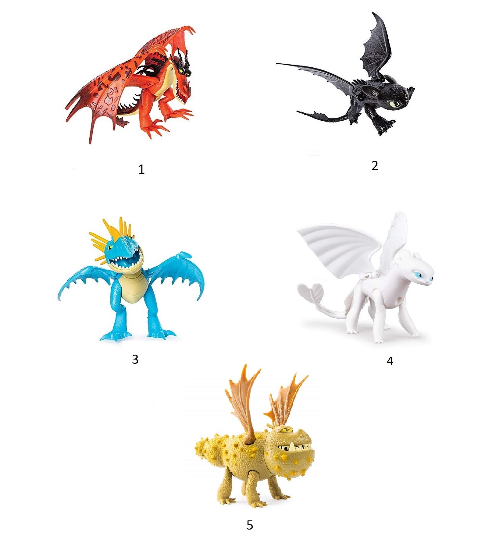 Картинки всех драконов из как приручить дракона с названиями утверждает