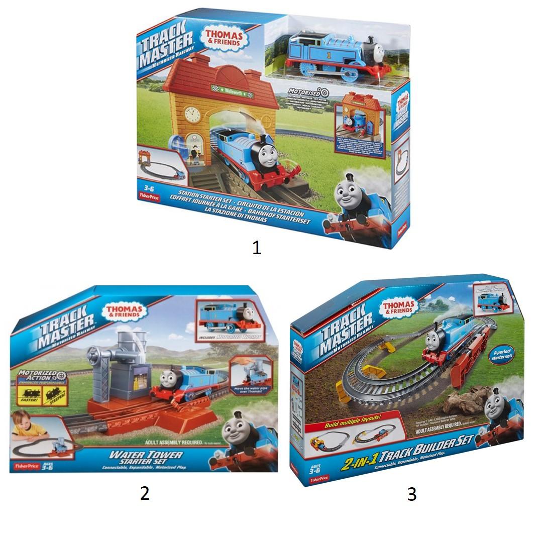 """Базовый игровой набор """"Томас и друзья"""" TrackMaster с паровозиком"""