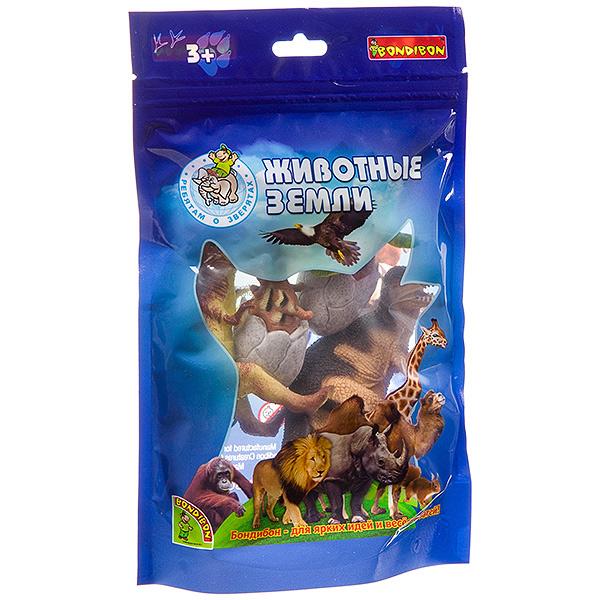 "Набор животных ""Ребятам о Зверятах"" - Динозавры, 5 шт"