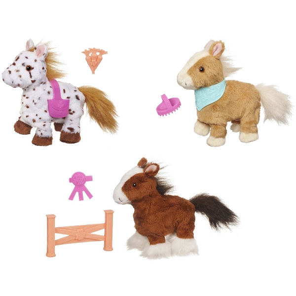 Ходячие ласковые пони FurReal Friends