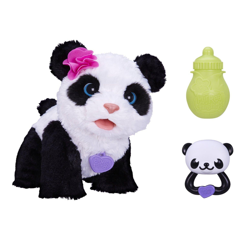 "Интерактивная игрушка ""Малыш Панда"" FurReal Friends"