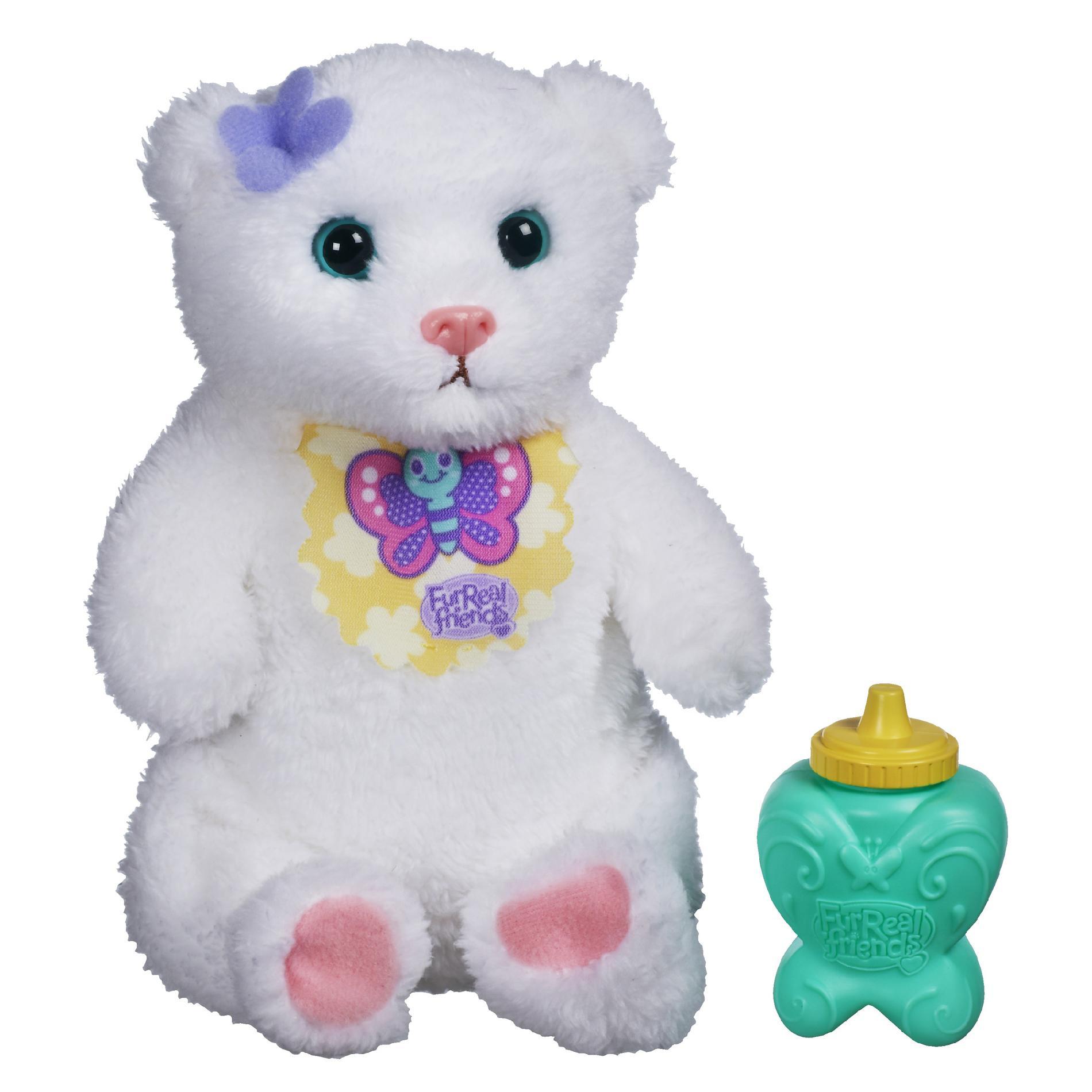 """Интерактивная игрушка FurReal Friends """"Белый Медвежонок"""" (звук)"""