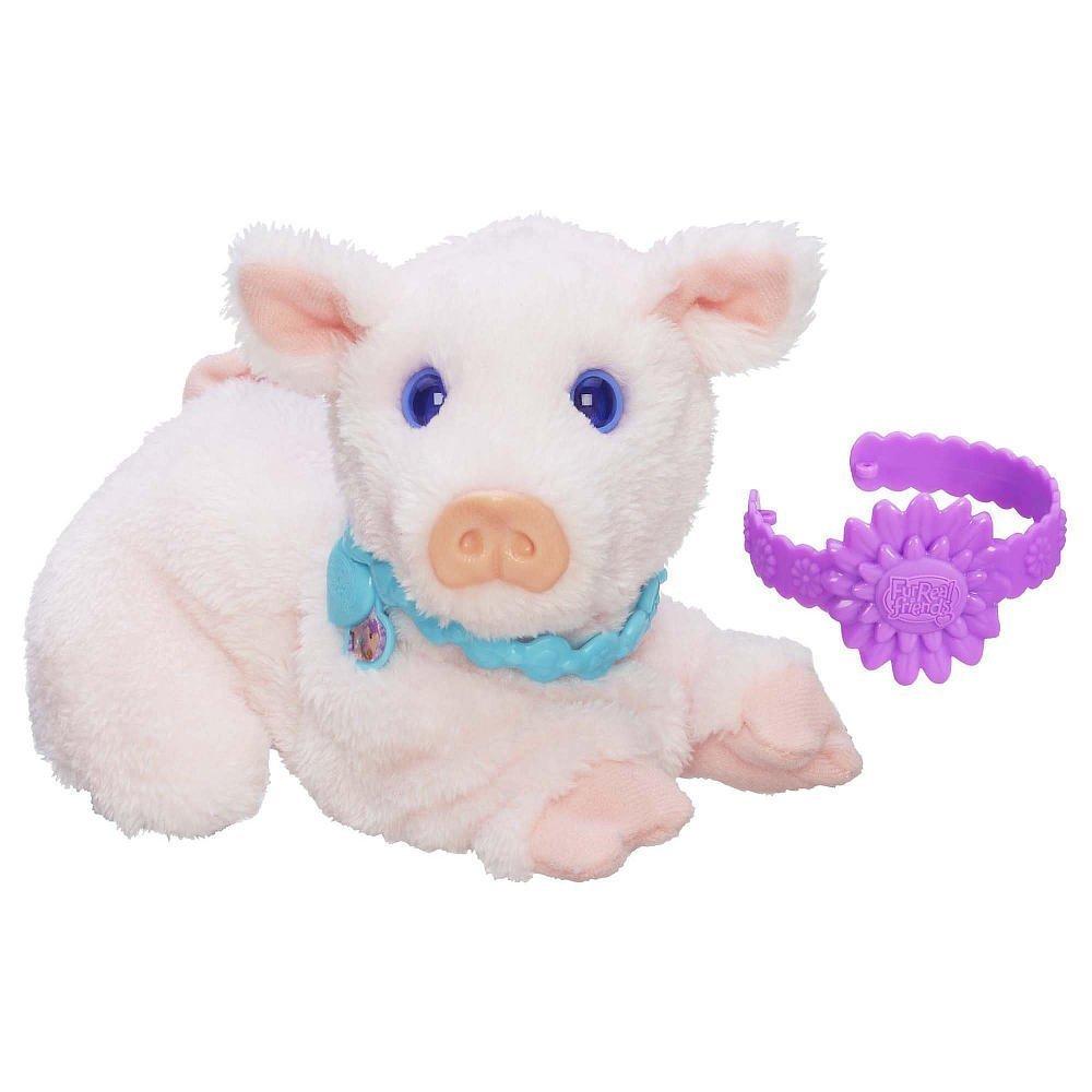 "Мягкая игрушка FurReal Friends ""Модные зверята"" - Свинка"