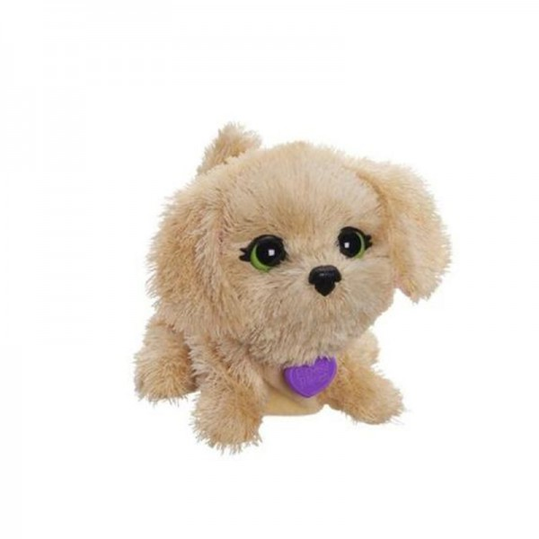 """Интерактивная игрушка FurReal Friends """"Поющий щенок"""", бежевый"""
