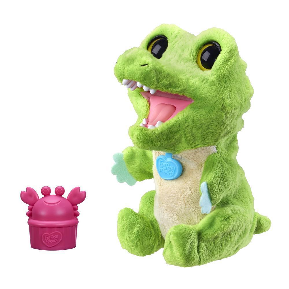 Забавные зверята FurReal Friends - Крокодильчик