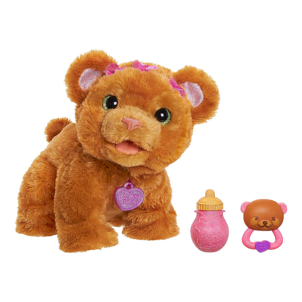 "Интерактивная игрушка FurReal Friends ""Медвежонок"" (звук)"