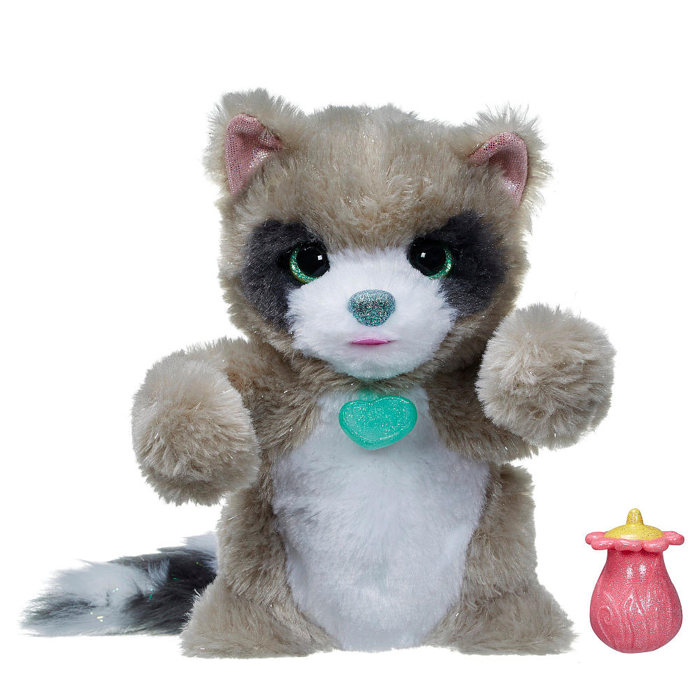 "Интерактивная игрушка FurReal Friends ""Енот"" (звук)"