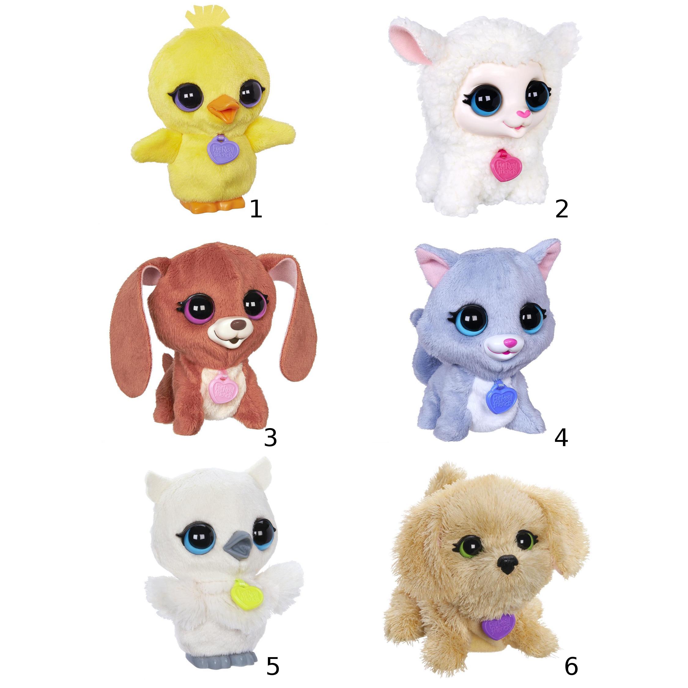 "Интерактивная игрушка ""Поющие зверята"" FurReal Friends"