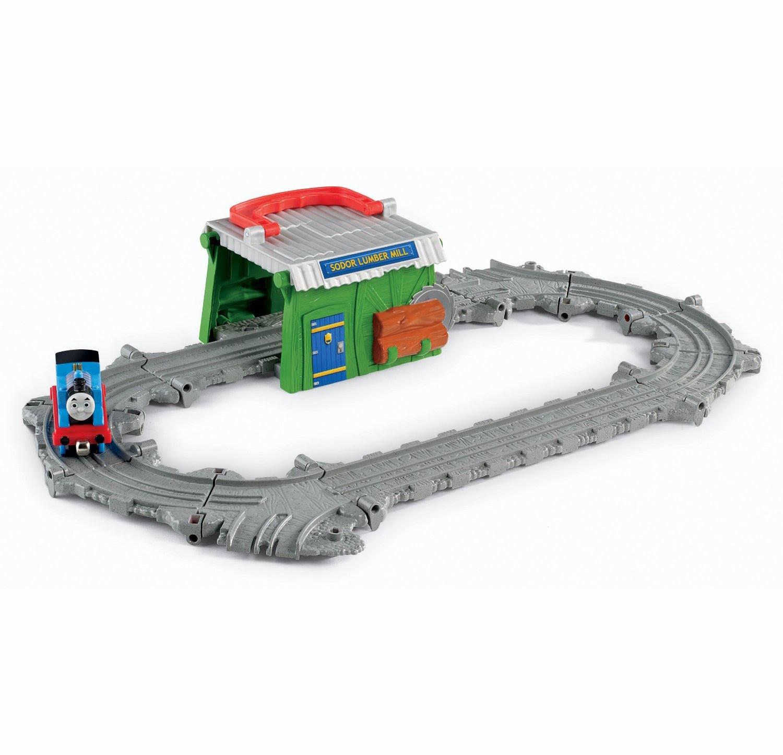 """Игровой набор """"Томас и его друзья"""" - Томас на лесопилке"""