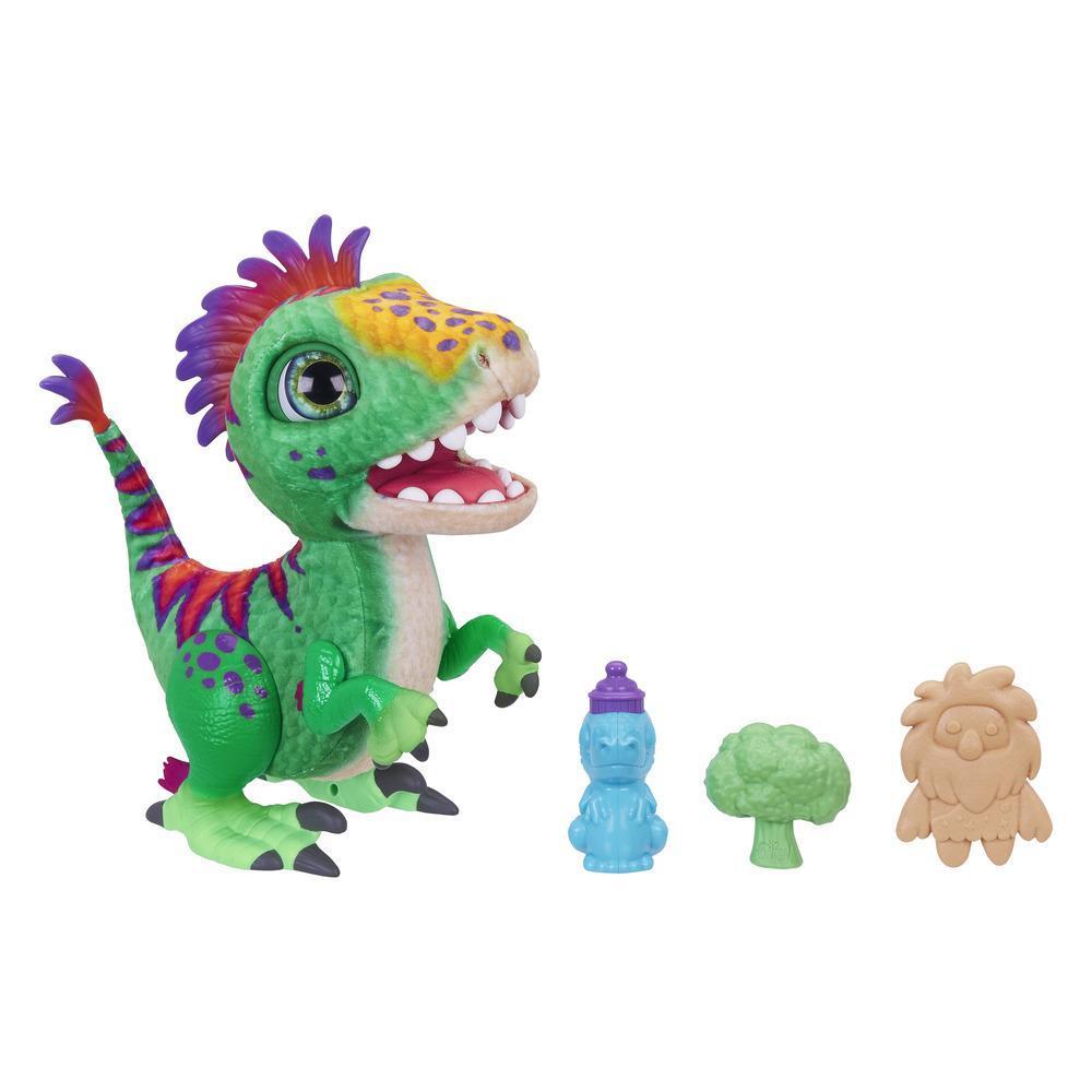 """Интерактивная игрушка """"Малыш Дино"""" FurReal Friends"""