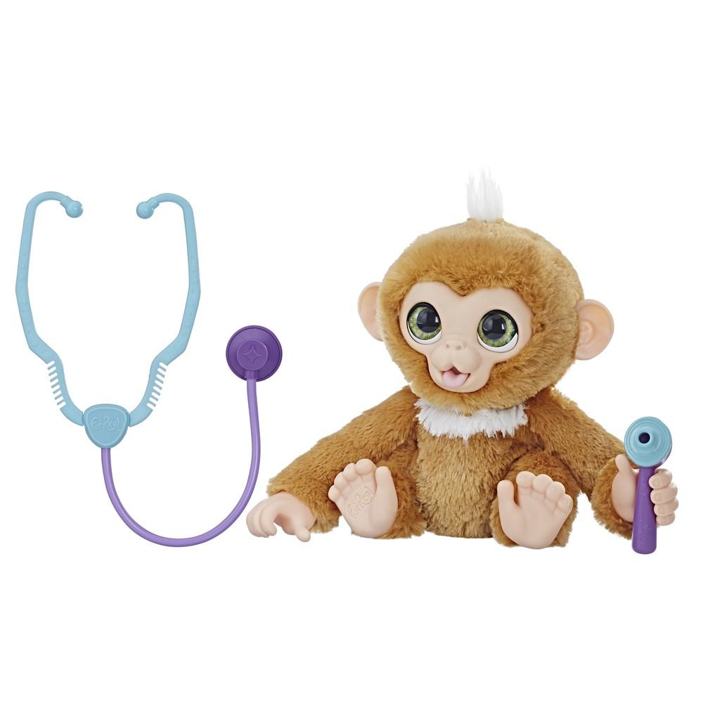 """Интерактивная игрушка """"Вылечи обезьянку"""" FurReal Friends"""