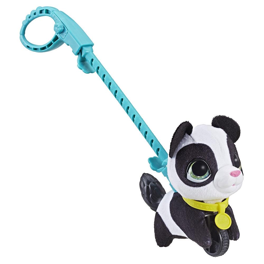 Маленький питомец на поводке FurReal Friends - Панда