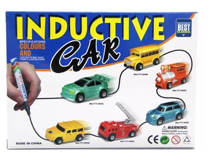Игровой набор Inductive Car - Гоночная машина