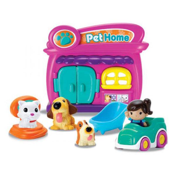 Игровой набор Pet Home
