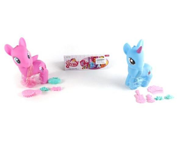 Игровой набор Lovely - Пони с аксессуарами