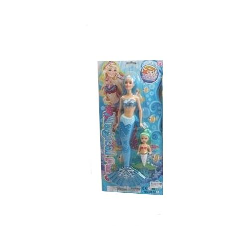Набор кукол Magical Party - Русалки, синий