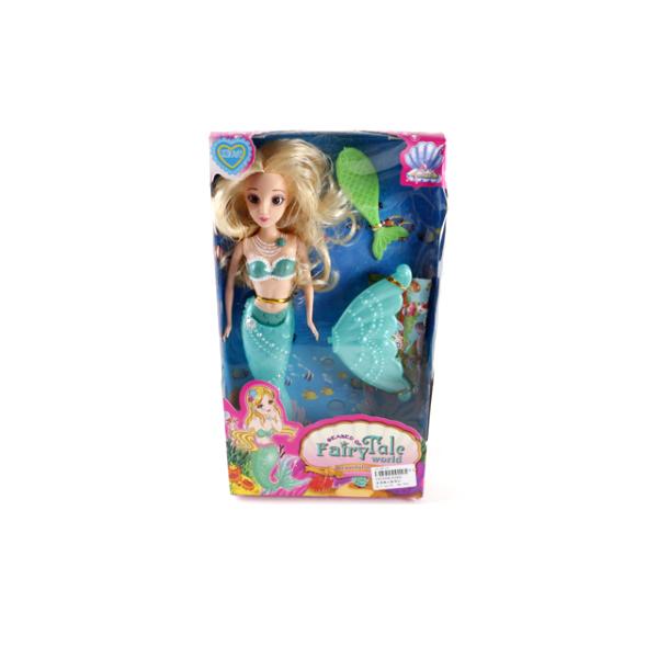 Кукла Fairy Tale - Русалка (свет)