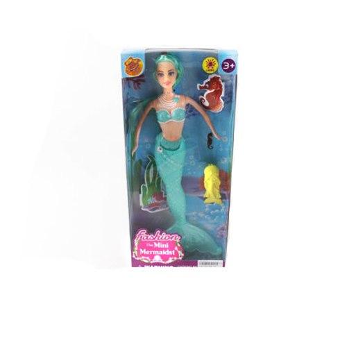 Кукла Mini Mermaid с аксессуарами