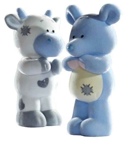 Набор Tatty Teddy & My Blue Nose Friends - Буренка и мышонок