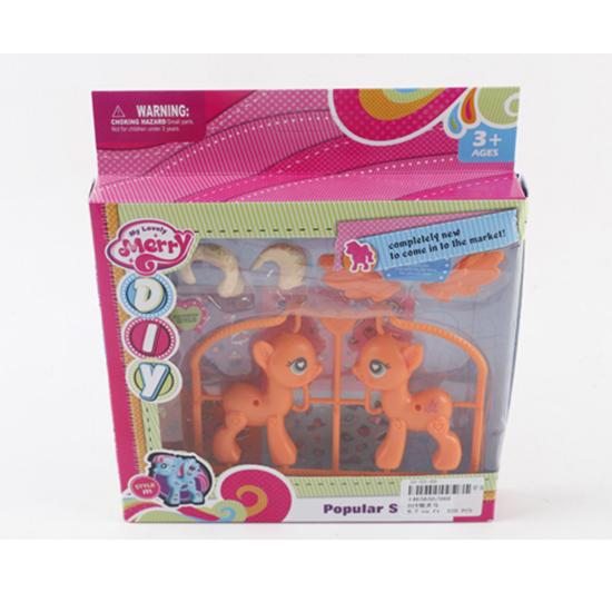 Игровой набор My Lovely Merry - Лошадка