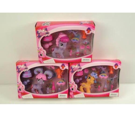 Игровой набор My Sweet Pony с аксессуарами