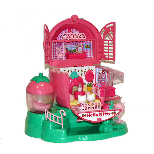 "Игровой набор Hello Kitty ""Клубничный домик"""