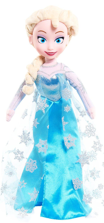 "Кукла ""Холодное сердце"" - Принцесса Эльза, 35 см (звук)"