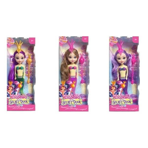Кукла Isabella с аксессуарами, (свет)